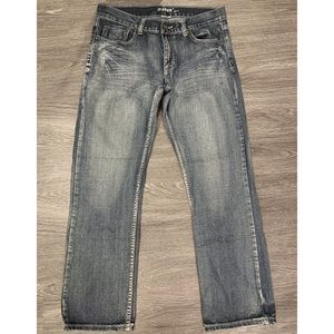 Men's Straight Leg Flypaper Jeans